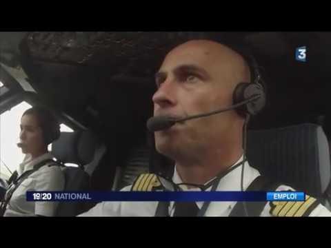 Air France ma vie de pilote