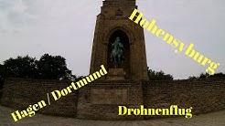 Hohensyburg - Hagen - Dortmund - Harley fahren