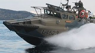 Million Dollars Boats in Action During Speed Chase US Customs and Border Protection  Exercise