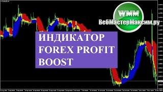 Индикатор Forex Profit Boost - система с претензией на самостоятельность
