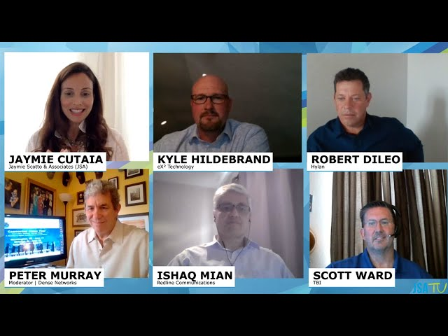 JSA Virtual Roundtable: Smart Cities & IoT in the New World of COVID-19