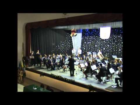 """SFPLS -  Concerto 92º Aniversário: """"AIDA"""" (Marcha Triunfal) de Giuseppe Verdi HD - 1Dez2011"""
