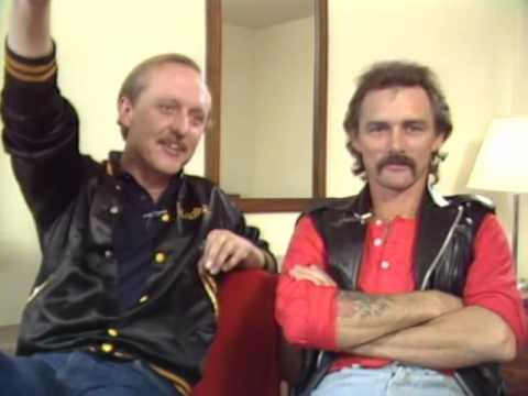 Dickey Betts & Butch Trucks - Interview - 11/4/1984 - Rock Influence (Official)