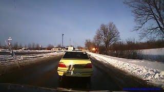 Видео взрыв автобус блокпост Волноваха - война на Украине