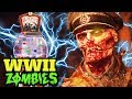 WARNING: WW2 ZOMBIES LEAK - ALL WEAPONS & GOBBLEGUM/CARDS! PRE-LOAD & NEW LAUNCH TRAILER!