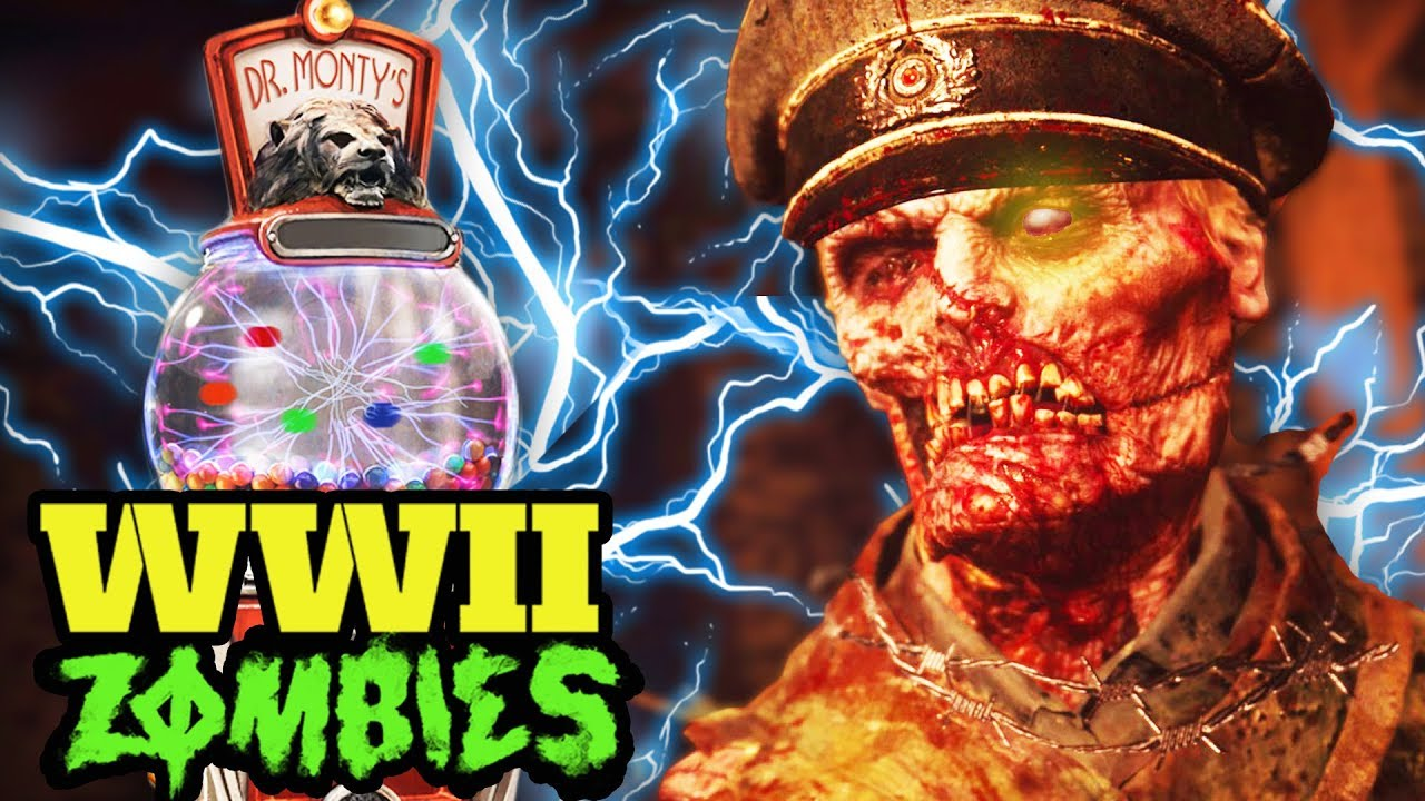 WARNING: WW2 ZOMBIES LEAK – ALL WEAPONS & GOBBLEGUM/CARDS! PRE-LOAD & NEW LAUNCH TRAILER!