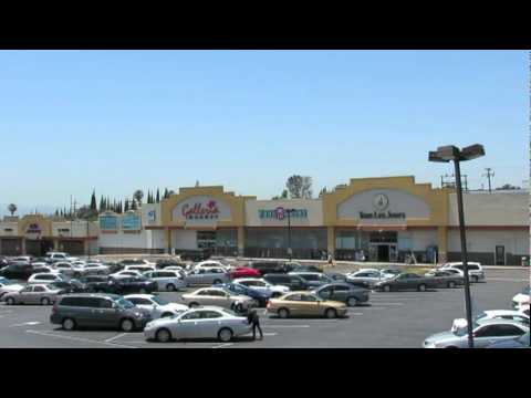 Galleria Market in San Fernando Valley, California