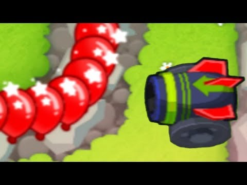 How Good Is The New Bloon Impact Perma Stun? (Bloons TD 6)