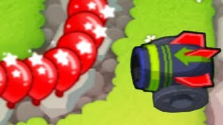 BLOONS TD 6 HEDGE MAP on EASY PRIMARY ONLY t