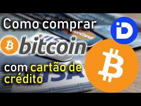COMO COMPRAR BITCOIN COM CARTÃO DE CREDITO (RÁPIDO E SEGURO)