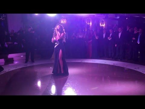 Myriam Fares Live Wedding Performance Beirut ميريام فارس تغني من عيوني مباشر في الأفراح بيروت
