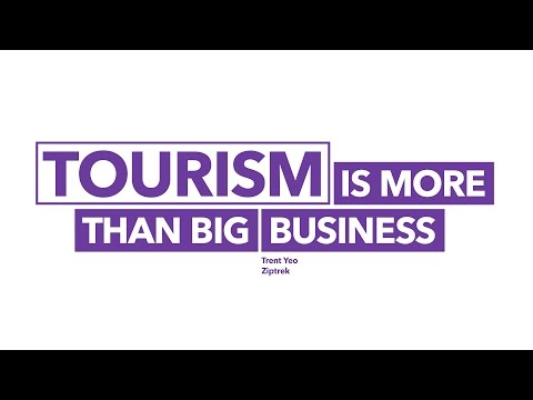 LIVE STREAM: Spark Lab Christchurch - Trent Yeo, Tourism Is More Than Big Business