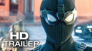 SPIDER-MAN: FAR FROM HOME | Trailer #2 - (2019) Tom Holland NEW Superhero Action Movie Concept F-M