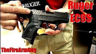 Ruger EC9S  Budget Sub-Compact CCW Handgun - TheFireArmGuy