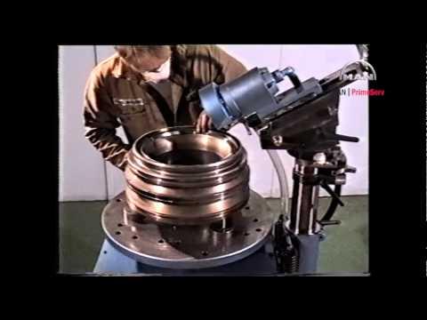 Grinding of Exhaust Valve (1)