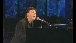 Paul McCartney - The Long And Winding Road
