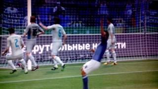 #1 PES 2013- История Хантера. Матч Эренхофштадт VS Зенит. Первый тайм.