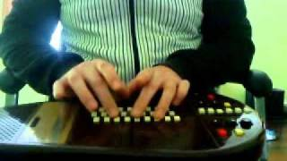 Mollfred - I can´t help myself (Omnichord Kelly Family Cover)