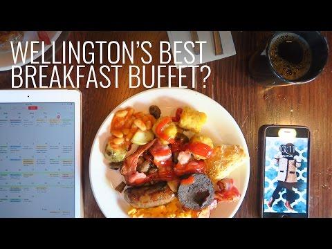 WELLINGTON'S BEST BREAKFAST BUFFET? THEN WORKIN'