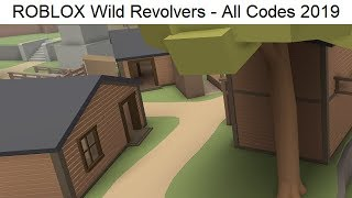 ROBLOX Wild Revolvers - All Codes 2019