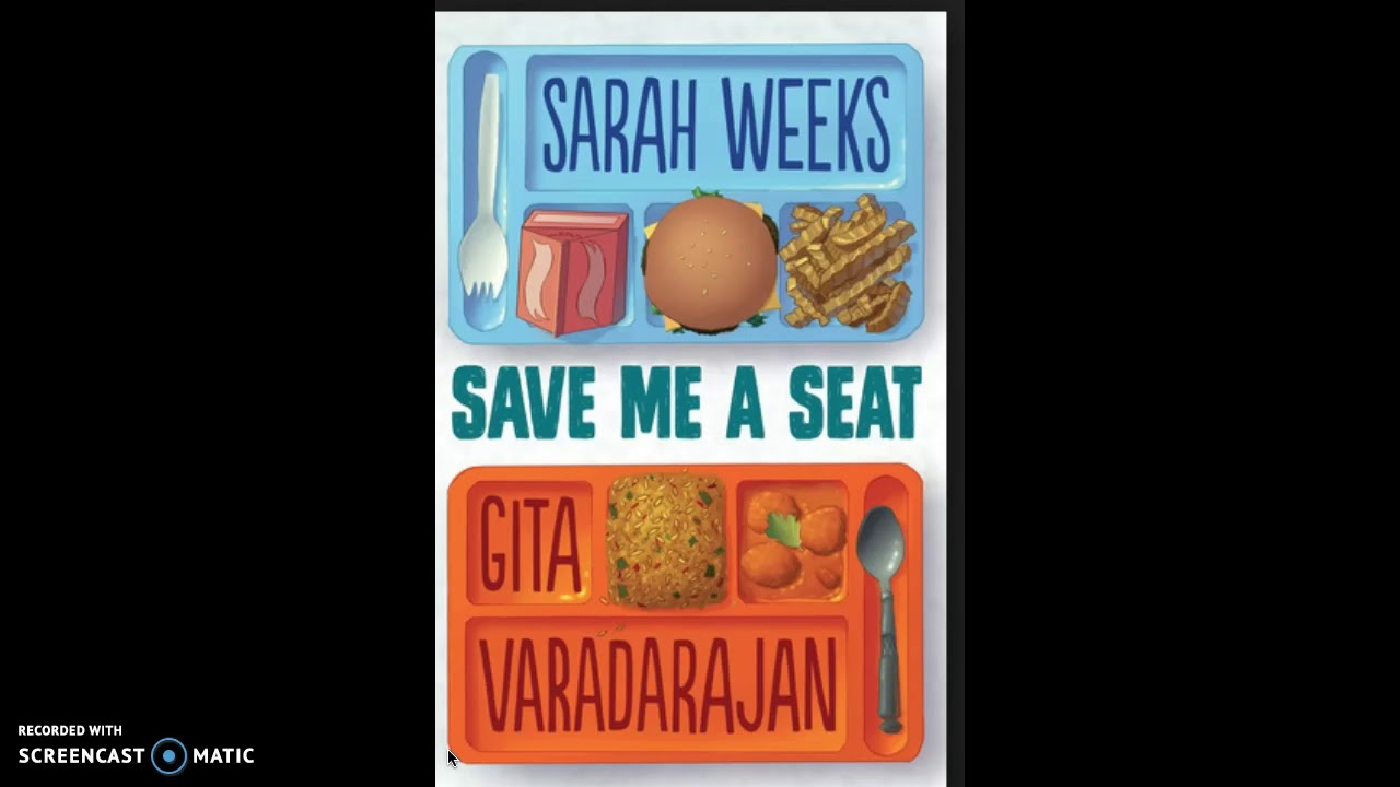 Read Save Me A Seat By Sarah Weeks