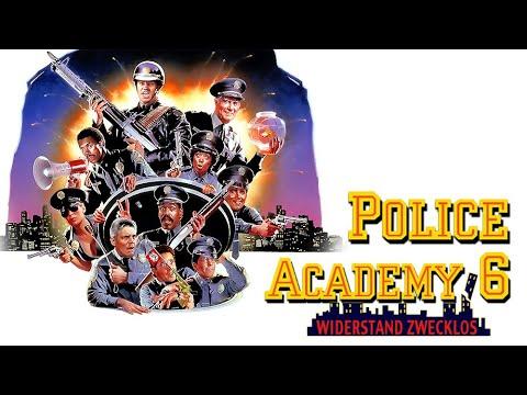Ako Sa Zmenili | Policajná Akadémia 6: Mesto V Obkľúčení [1989 - 2019]