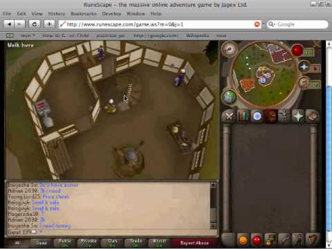 How to make easy money runescape non members show