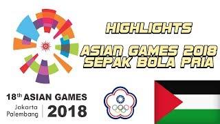 Download Video HIGHLIGHTS PALESTINA vs TAIWAN ASIAN GAMES 2018 MP3 3GP MP4
