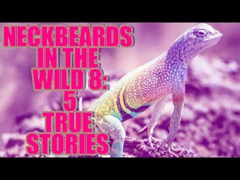 NECKBEARDS IN THE WILD 8 5 TRUE TALES