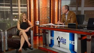 Video Linda Cohn of ESPN Discusses NHL & More in Studio - 3/17/16 download MP3, 3GP, MP4, WEBM, AVI, FLV Agustus 2017