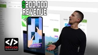Meet The Creator Of Piano Tiles Who Earned $200k From His Game In 3 Months - Game Dev Podcast