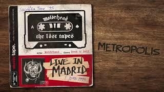 Motörhead – Metropolis (Live in Madrid 1995)