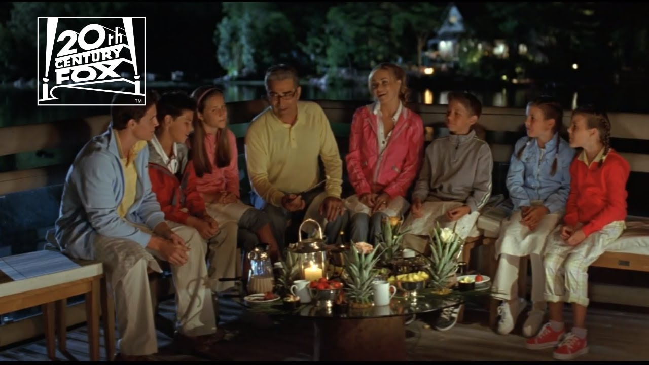 Cheaper By The Dozen 2 Camp Out Sing Along Clip Fox Family Entertainment Youtube