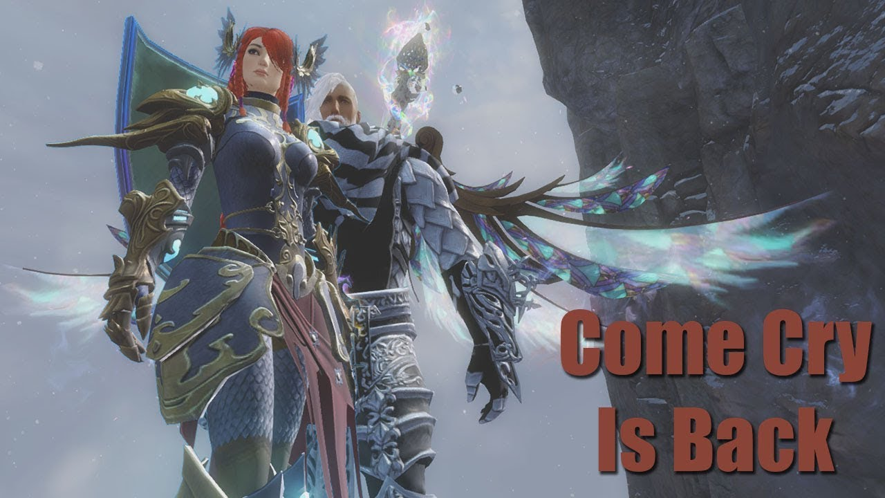 Guild Wars 2 - Come Cry [Guardian] Tanky + Support FB Build