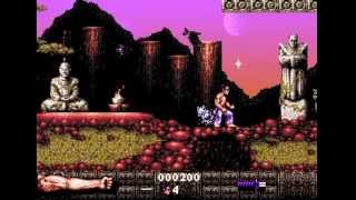 First Samurai Longplay (Amiga) [50 FPS]