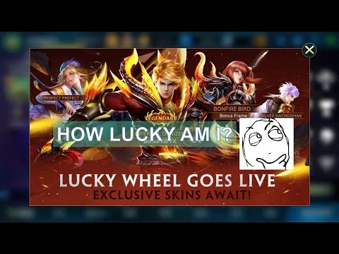 Trying my luck! Heroes Evolved lucky wheel - using gems and tokens RIP??