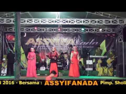 ASSYIFA' NADA 2016 - PEMBUKAAN & Lagu AZZA