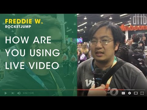 Interview With Rocket Jump's Freddie Wong
