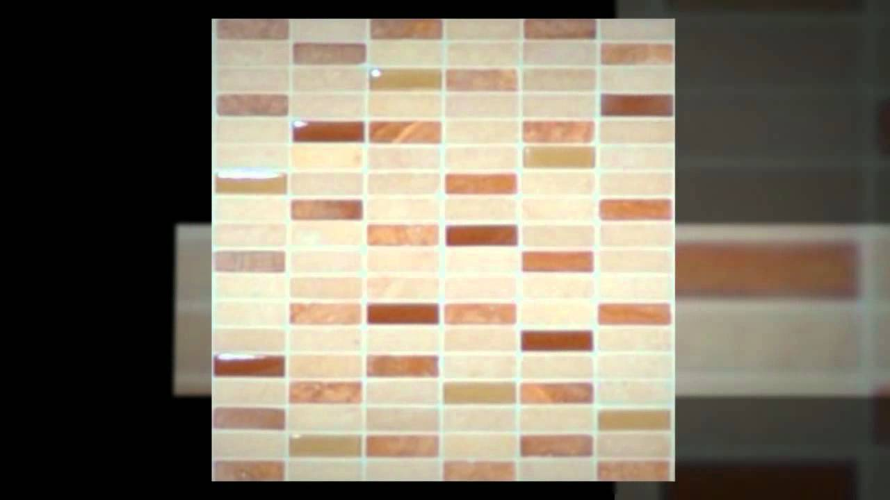 Bathroom Tile, Kent Marfil With Marble Glass White Brown Beige ...
