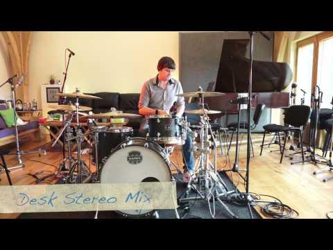 Drum Recording, 3 Great Decca Inspired Methods