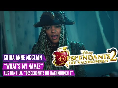 DESCENDANTS 2 🎵 China Anne McClain: What's My Name? 🎵 | Disney Channel Songs