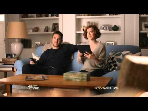 "Time Warner Cable commercial ""Enjoy Better"" alternative"
