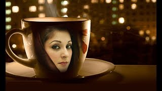 Coffee mug photo frames 218, Cup frame apps download Best photo frame 2018, screenshot 1