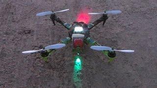 MALLORCA DRONE FLIGHTS - TURNIGY SK 450
