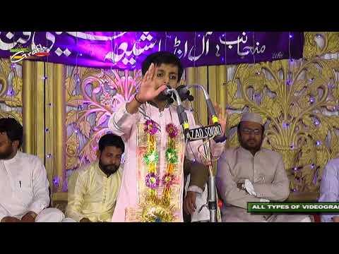 Janab Saqlain Rizvi Sallamahu Mumbai | Jashn-e-Zainab (s.a.) 2018-1439 | Shia P.G. College, Lucknow
