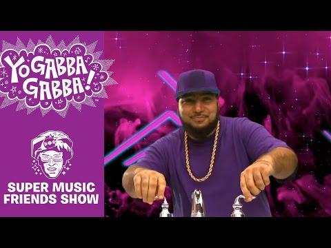 Nice 'N Clean - Chromeo - Yo Gabba Gabba!