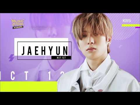 뮤직뱅크 Music Bank in JAKARTA - NCT127 - 소방차 (Fire Truck - NCT127). 20170930