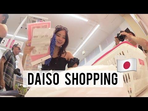 Daiso Shopping & Dinner Alone in Roppongi