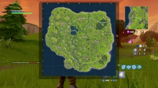 Secret hidden Chest Spot Locations Fortnite