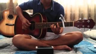 明天你好/ Xin chào ngày mai - Vương Tuấn Khải ft. Vương Nguyên guitar ver and tutorial by Saka